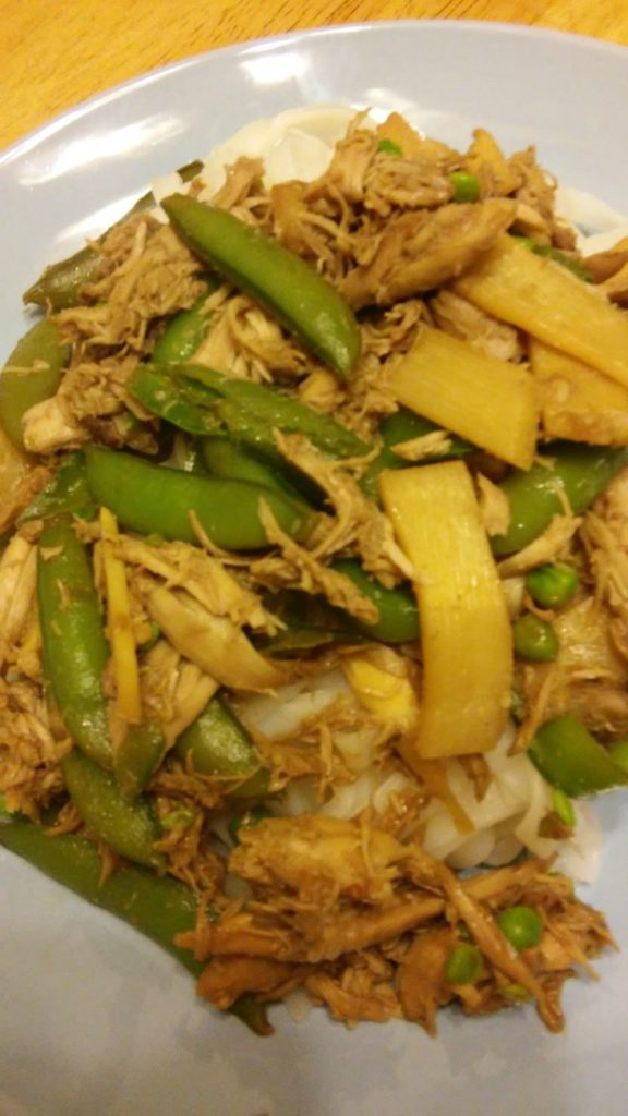 We love trying new recipes, and this recipe for Thai Drunken Noodles has become a favorite. It also happens to be healthy, so that's a bonus. It also comes together quickly another bonus, but most of all it tastes so good!