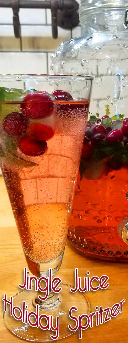 Jingle Juice Holiday Spritzer