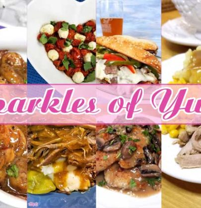 Welcome to Sparkles of Yum