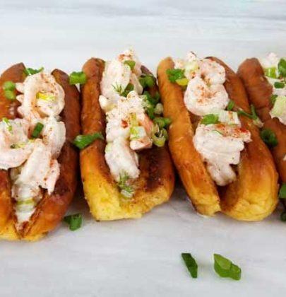 Classic Shrimp Rolls
