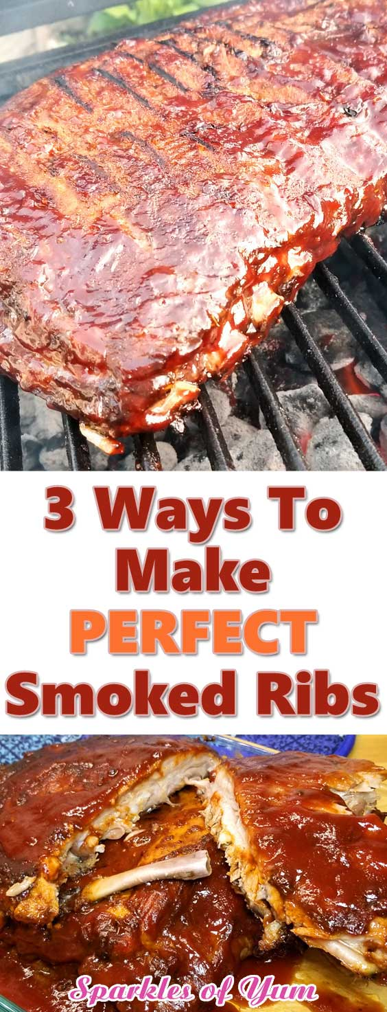 Smoky Ranchero Ribs - 3 Ways to make the PERFECT Smoked Ribs