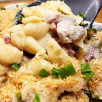 Chicken Cordon Bleu Instant Pot Casserole