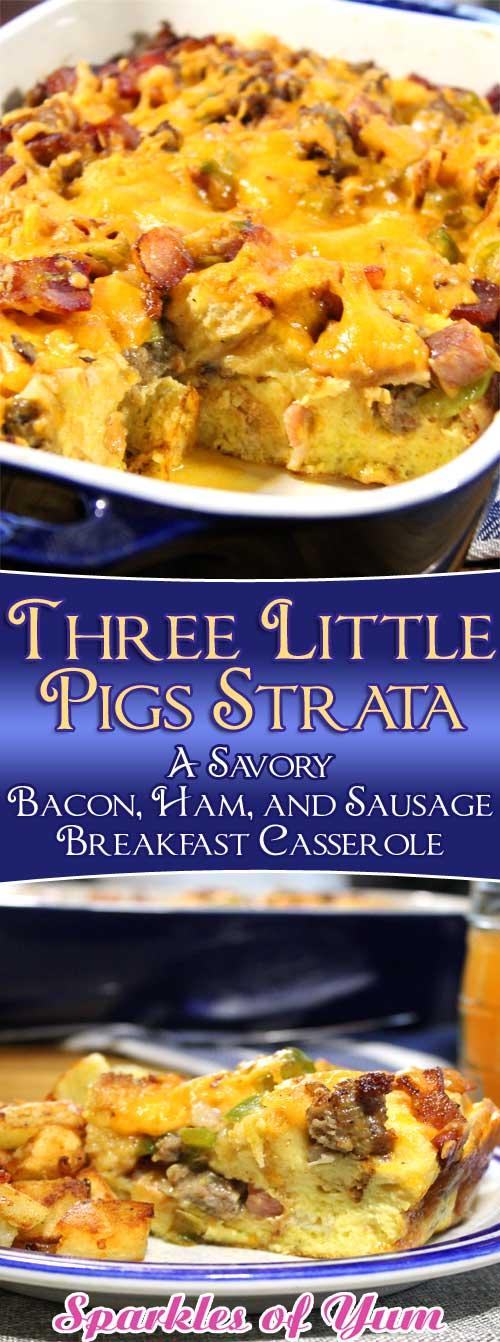 Three Little Pigs Strata